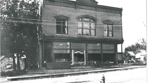 Oettiker Building c1900 cropped