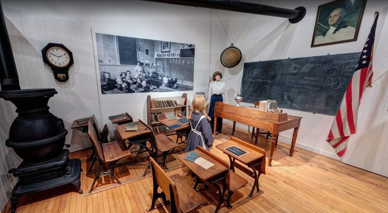 Oneroom Schoolhouse