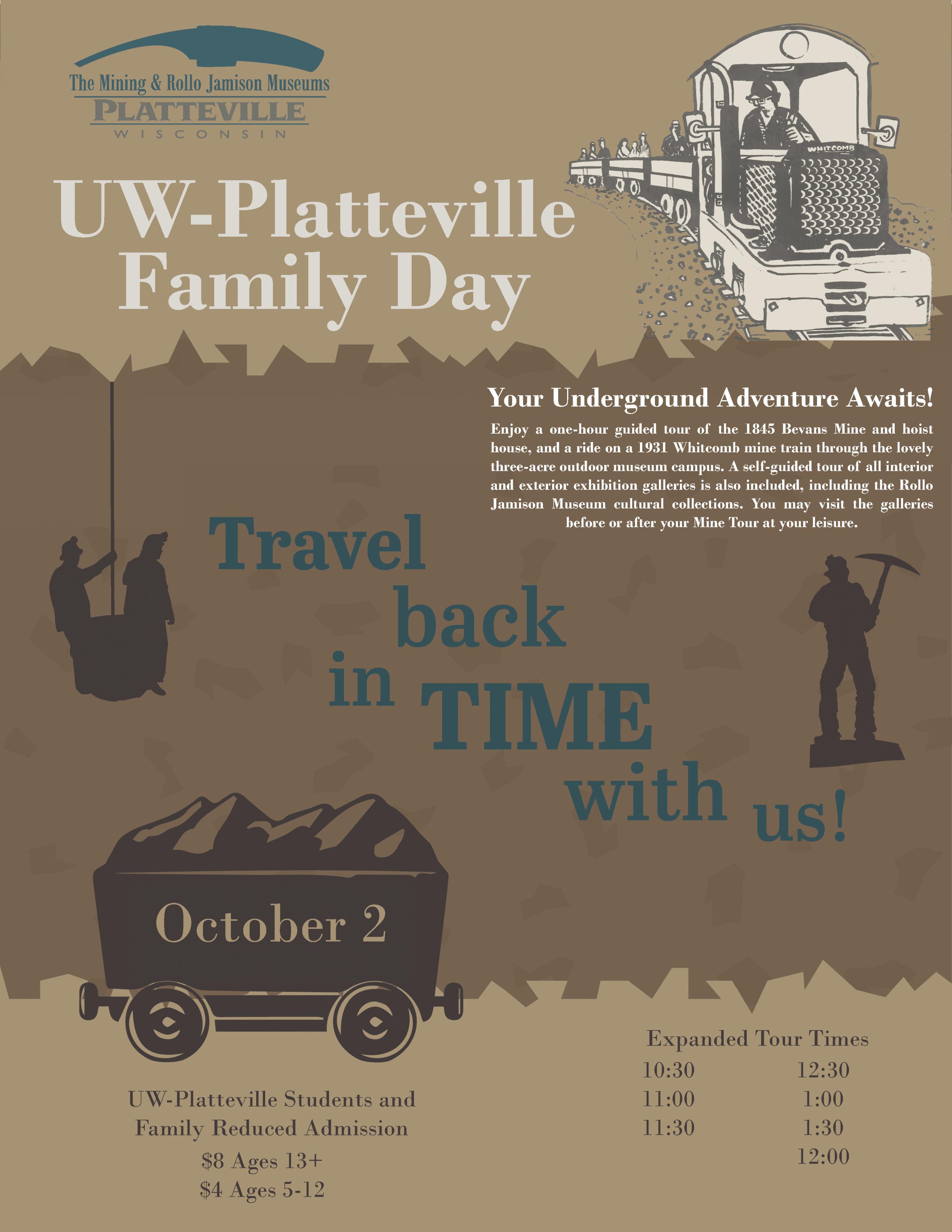 UW-P Family Day