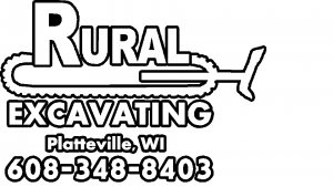 Rural Excavating logo
