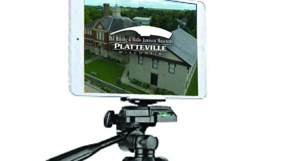 special_initiative_iPad Tripod_Museum